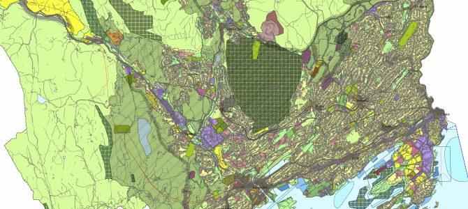 Kommunedelplanens arealdel: Høringsfrist 15. desember 2014