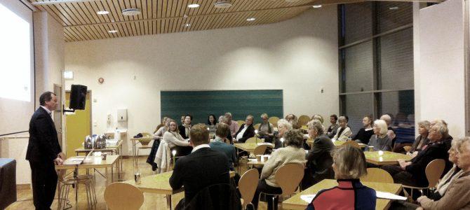 Årsmøtet 2015