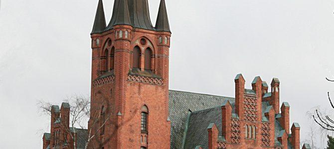 Idédugnad om Høvik kirke og bibliotek «etter E18»
