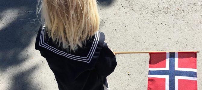 17. mai på Blommenholm skole